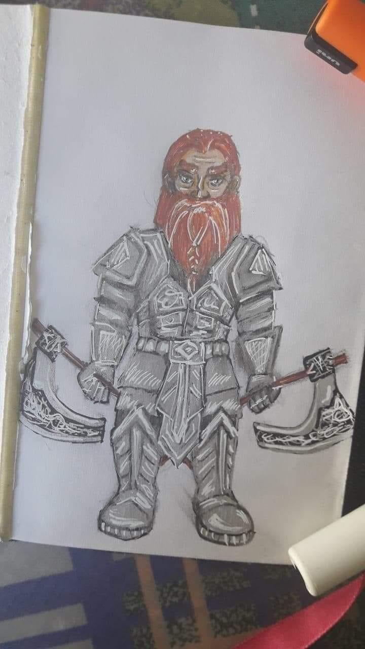 dwarf-double-axe