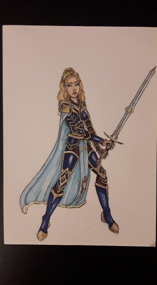 sword-girl